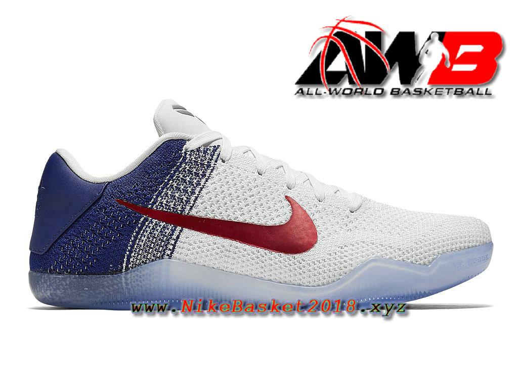 100% genuine size 7 good selling Chaussure de BasketBall Pas Cher Pour Homme Nike Kobe 11 Elite USA ...