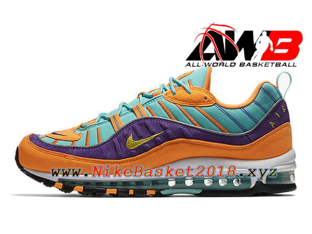 Chaussures de BasketBall Pas Cher Pour Homme Nike Air Max 98