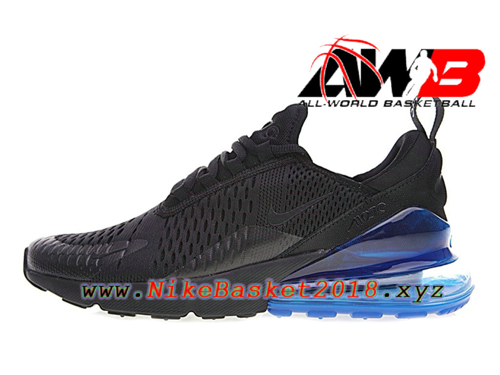 air max 270 noir et bleu junior
